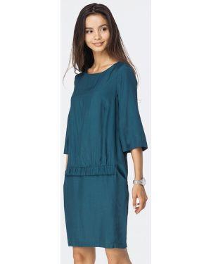 Повседневное платье бирюзовый Vilatte