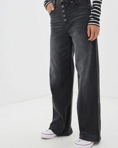 Широкие джинсы расклешенные Gap