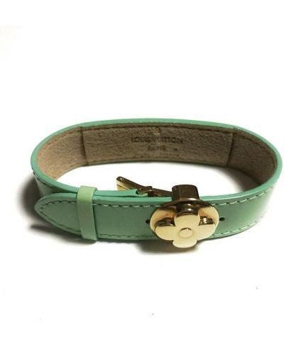 Zielona bransoletka Louis Vuitton Vintage