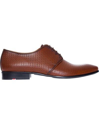 Кожаные туфли - коричневые Lloyd