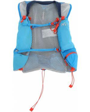 Niebieski plecak z siateczką Millet