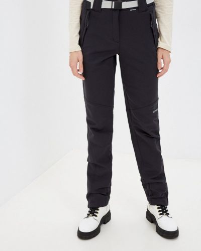 Утепленные брюки - серые Icepeak