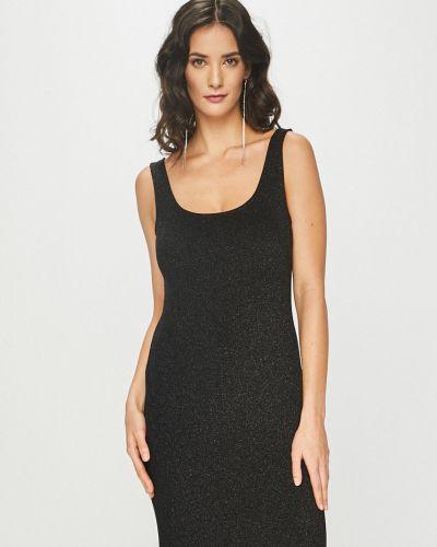 Платье мини из вискозы однотонное Answear