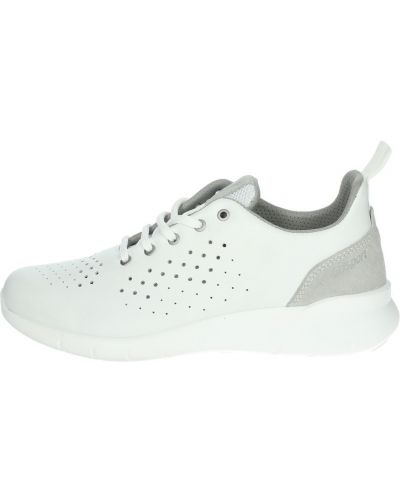 Białe sneakersy Grisport