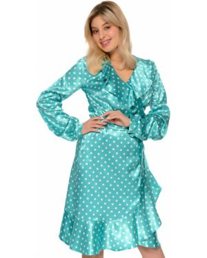 Платье с запахом платье-сарафан Nikol
