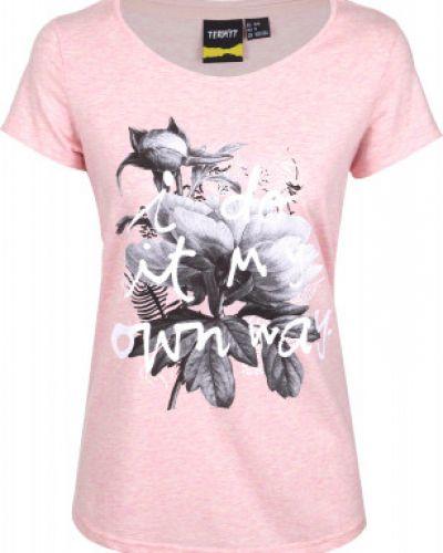 Спортивная футболка прямая хлопковая Termit