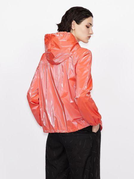 Облегченная куртка - оранжевая Armani Exchange