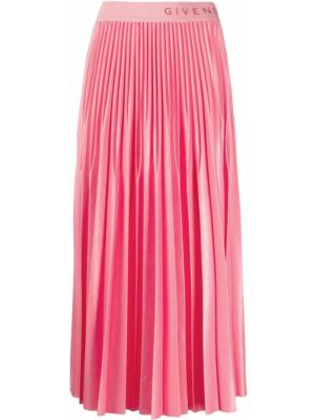 Spódnica plisowana na gumce tutu Givenchy