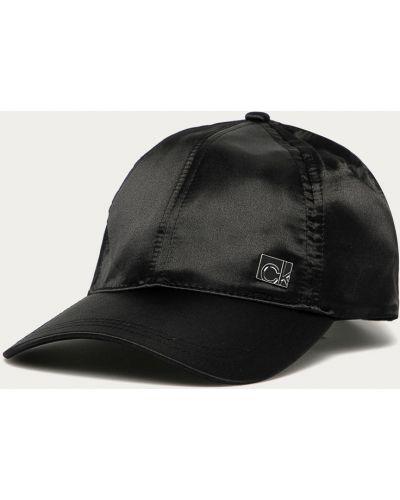 Czarny kapelusz Calvin Klein