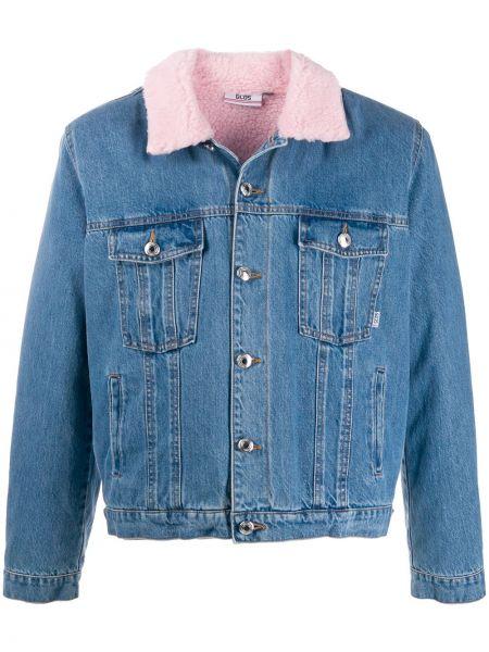 Klasyczne niebieskie jeansy bawełniane Gcds