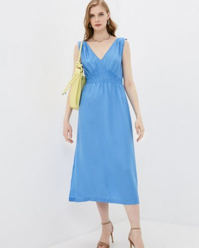 Джинсовое платье с запахом Pepe Jeans