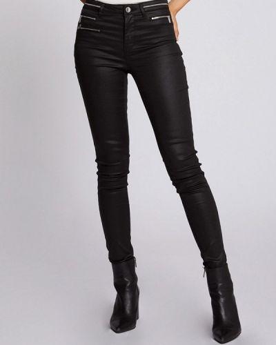 Повседневные черные брюки Morgan