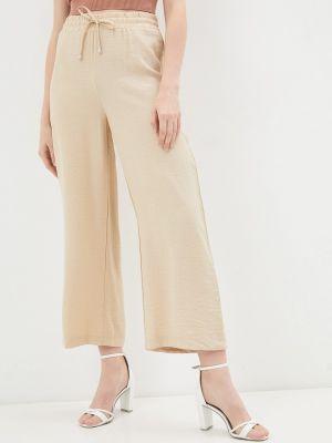 Бежевые брюки Defacto