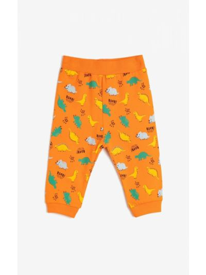 Joggery - pomarańczowe Koton
