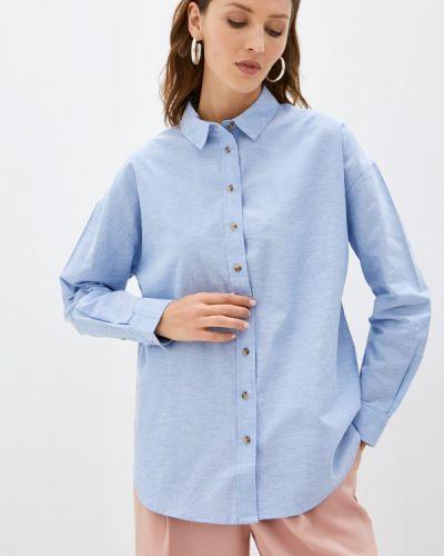 Рубашка с длинным рукавом - голубая Springfield