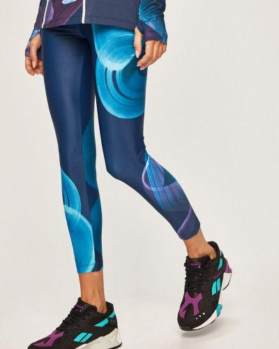 Темно-синие спортивные брюки с поясом Desigual Sport