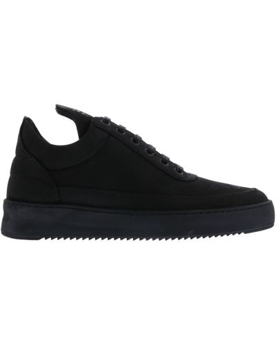 Czarne sneakersy Filling Pieces