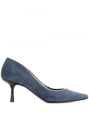 Синие туфли-лодочки Fabrizio Viti
