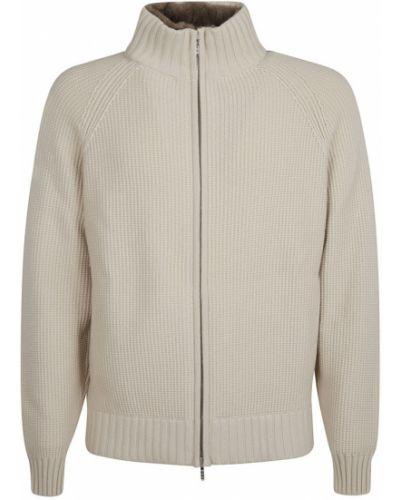 Beżowy sweter Loro Piana