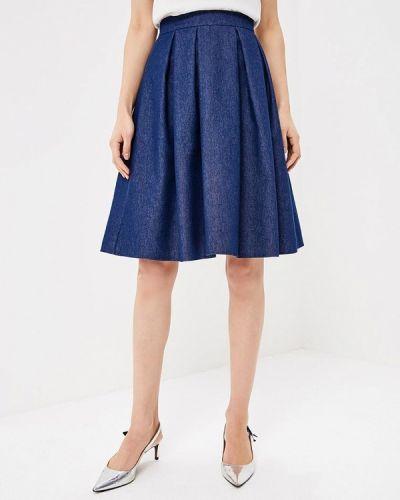 Синяя джинсовая юбка Trendyangel