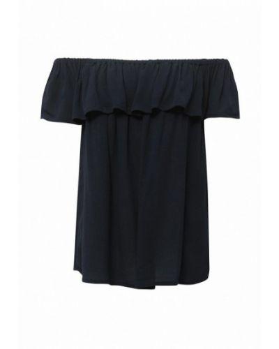 Синяя блузка Ichi