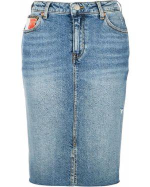 Джинсовая юбка Tommy Jeans