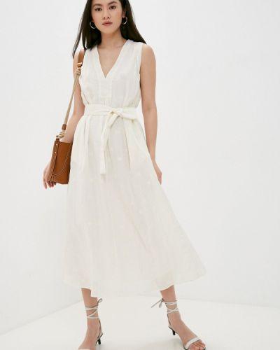 Повседневное бежевое платье Seventy