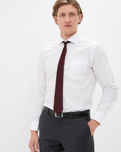 С рукавами белая рубашка Henderson