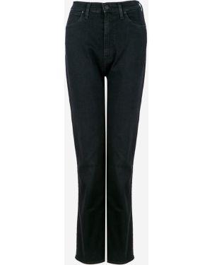 Прямые джинсы черные Wrangler