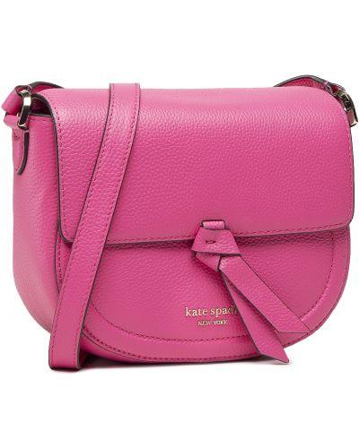 Różowa torebka Kate Spade