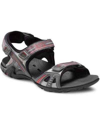 Сандалии в морском стиле на каблуке Ecco