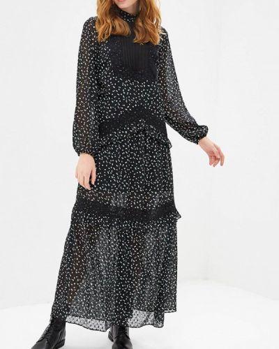 Вечернее платье черное River Island
