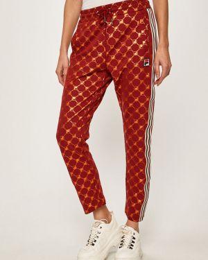 Spodnie z wzorem Kobza Fila
