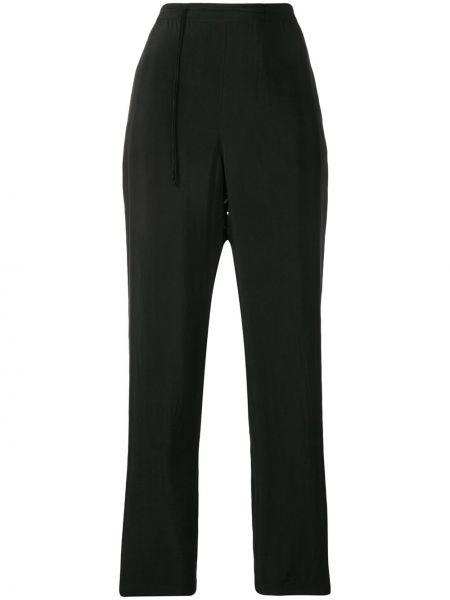 Спортивные брюки - черные Humanoid
