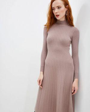 Платье прямое осеннее Aelite