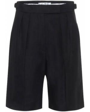 Черные шорты сафари Max Mara