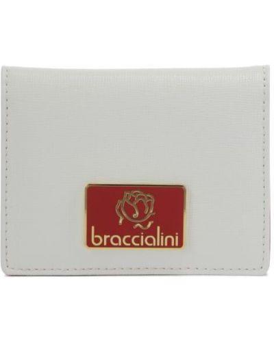 Визитница белый Braccialini