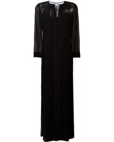 Платье со вставками шелковое Elizabeth And James
