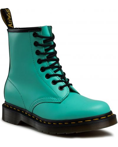 Glany - zielone Dr. Martens