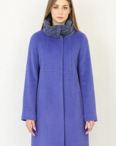 Пальто - синее Trifo