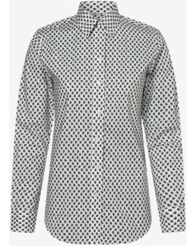 Klasyczna biała bluzka Lauren Ralph Lauren
