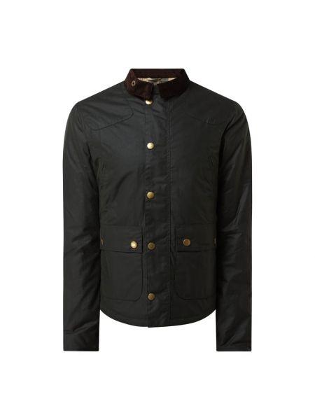 Zielona kurtka bawełniana Barbour