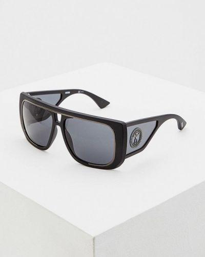 Солнцезащитные очки 2019 прямоугольные Moschino
