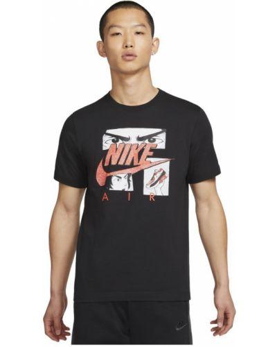 Czarna podkoszulka Nike