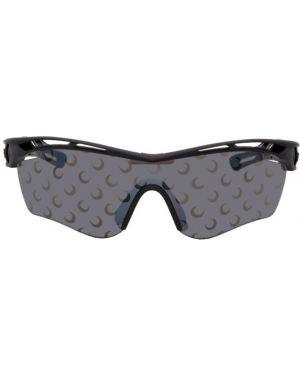 Okulary przeciwsłoneczne czarny szkło Marine Serre