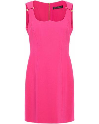 Платье мини - розовое Versace