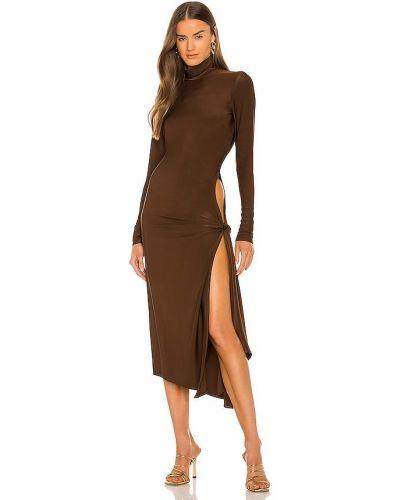 Вечернее платье миди Ronny Kobo
