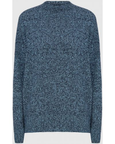 Кашемировый черный свитер Allude