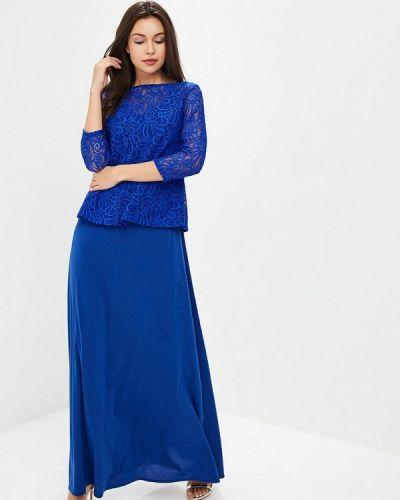 Вечернее платье осеннее Alina Assi