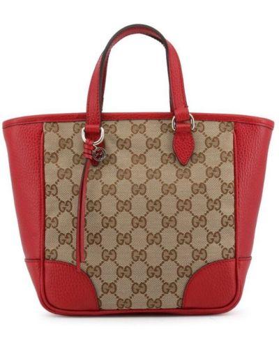 Czerwona torebka Gucci